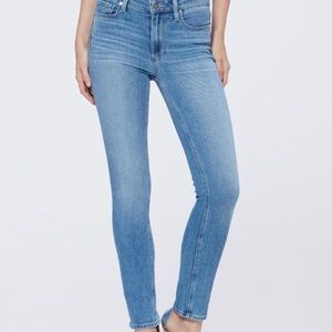 Paige Ankle Skinny Jeans